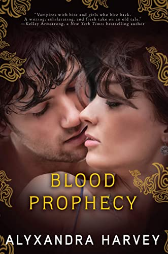 9780802734280: Blood Prophecy (The Drake Chronicles)