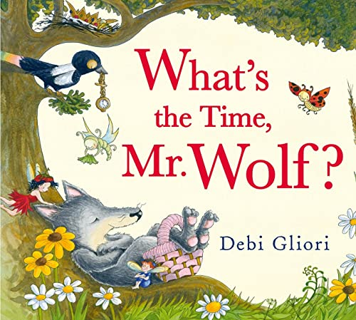 9780802734327: What's the Time, Mr. Wolf?