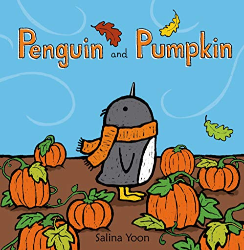 9780802737328: Penguin and Pumpkin