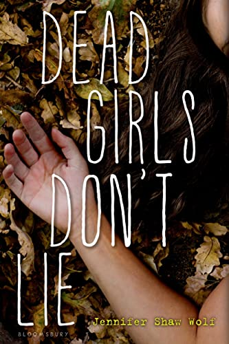 9780802737533: Dead Girls Don't Lie