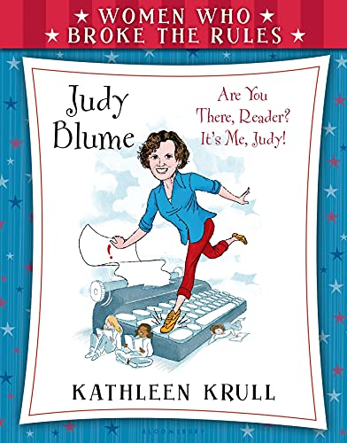 9780802737953: Women Who Broke the Rules: Judy Blume