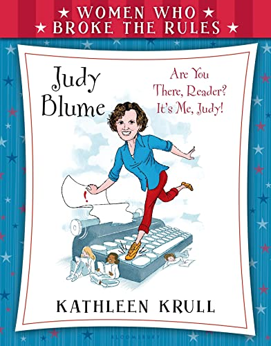 9780802737960: Women Who Broke the Rules: Judy Blume