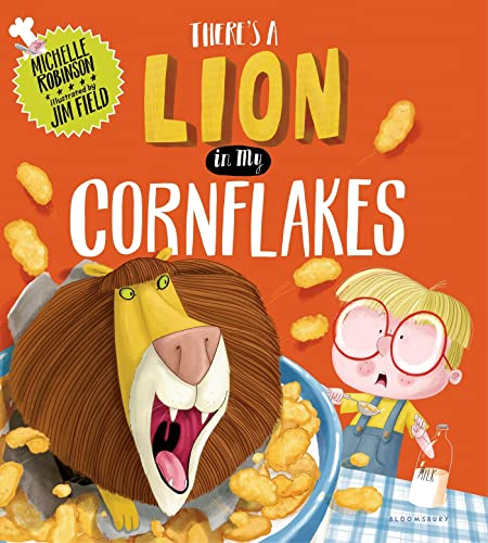 9780802738363: There's a Lion in My Cornflakes