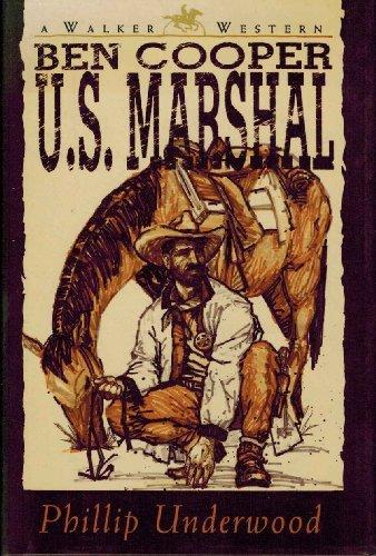 9780802741097: Ben Cooper, U.S. Marshal