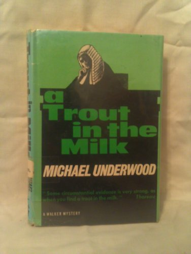9780802752581: A Trout in the Milk