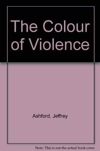 9780802753052: The Colour of Violence