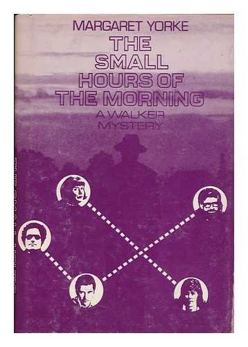 9780802753311: The small hours of the morning: A thriller