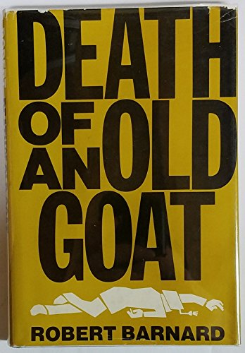 9780802753656: Death of an Old Goat