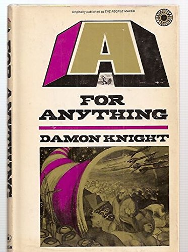 A FOR ANYTHING: Knight, Damon
