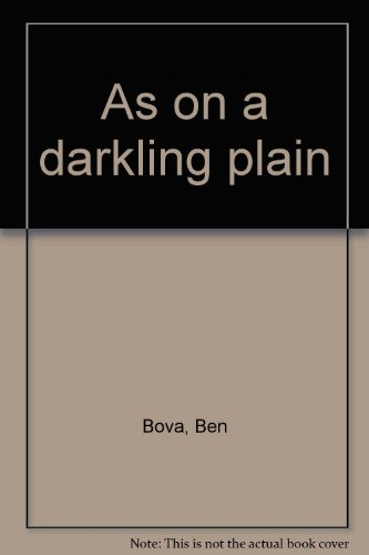 9780802755568: As on a darkling plain