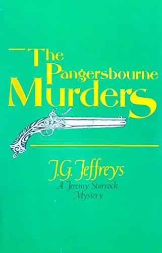 9780802755728: The Pangersbourne Murders