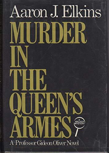 MURDER IN THE QUEEN'S ARMES: Elkins, Aaron