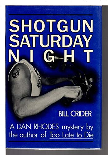 Shotgun Saturday Night
