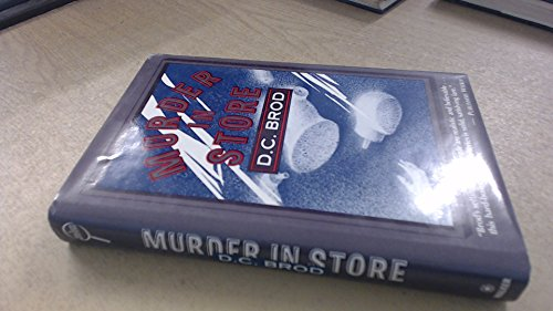 MURDER IN STORE [SIGNED COPY]