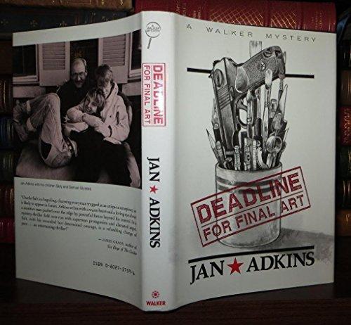 Deadline for Final Art: Adkins, Jan