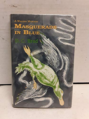 9780802757920: Masquerade in Blue
