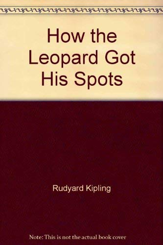 9780802761125: How the Leopard Got His Spots