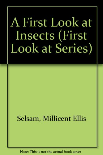 9780802761828: A First Look at Insects (First Look at Series)