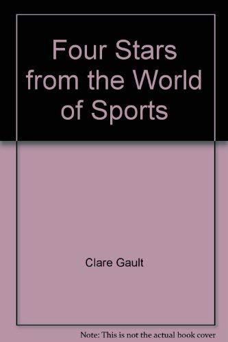 9780802762214: Four stars from the world of sports: Henry Aaron, Roger Staubach, Kareem Abdul Jabbar, Bobby Orr