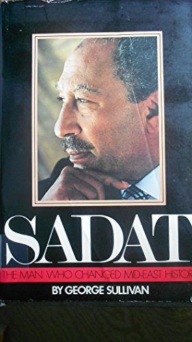 9780802764355: Sadat: The Man Who Changed Mid-East History