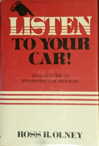 9780802764409: Listen to Your Car