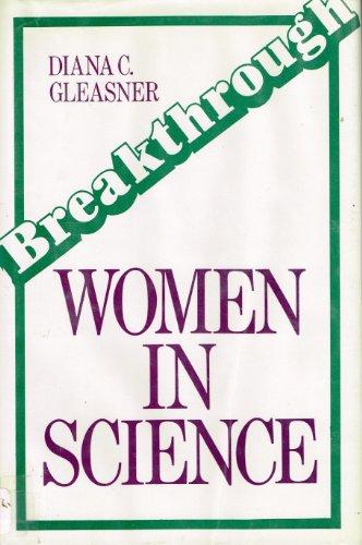 9780802765017: Breakthrough: Women in Science