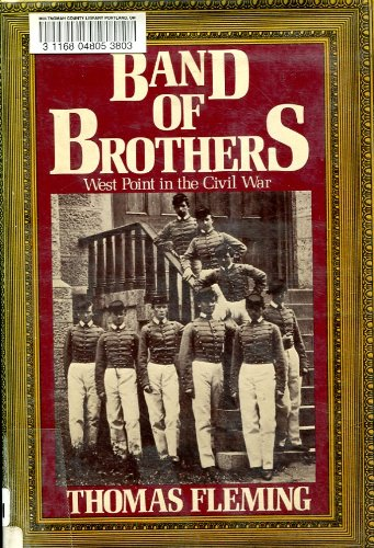 9780802767400: Band of Brothers: West Point in the Civil War (Walker's American History Series for Young People)
