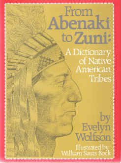 9780802767899: From Abenaki to Zuni: A Dictionary of Native American Tribes