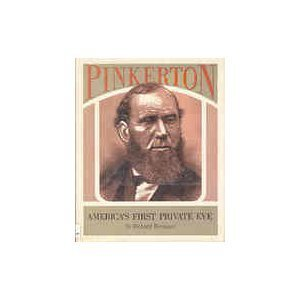 9780802769640: Pinkerton: America's First Private Eye