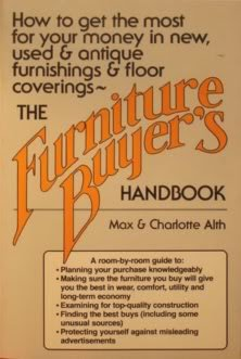 9780802771551: The Furniture Buyer's Handbook: How to Buy, Arrange, Maintain and Repair Furniture