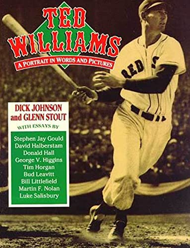 9780802774347: Ted Williams: A Portrait in Words and Pictures