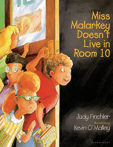 Miss Malarkey: Miss Malarkey Doesnt Live in Room 10