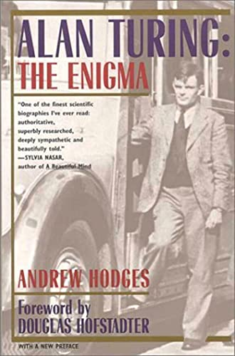 9780802775801: Alan Turing: The Enigma