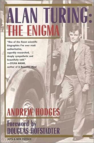 9780802775801: Alan Turing: The Enigma