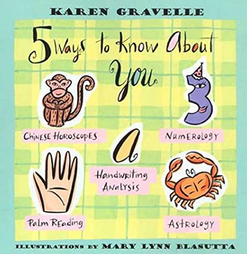 9780802775863: Five Ways to Know about You