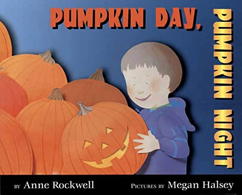 9780802776143: Pumpkin Day, Pumpkin Night