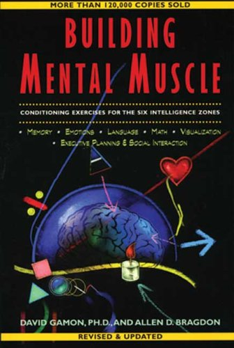 9780802776693: Building Mental Muscle: Conditioning Exercises for the Six Intelligence Zones (Brain Waves Books)