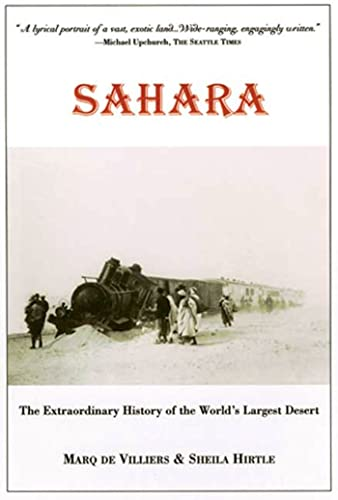 9780802776785: Sahara: The Extraordinary History of the World's Largest Desert