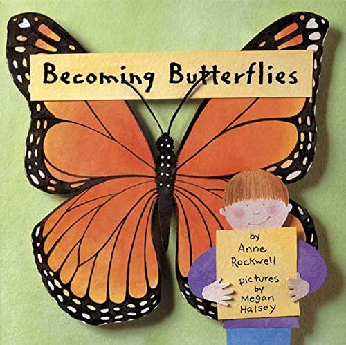 9780802776860: Becoming Butterflies