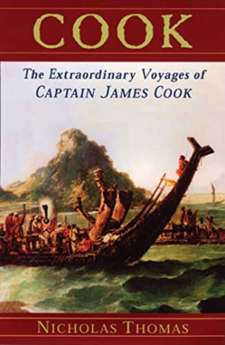 9780802777119: Cook: The Extraordinary Sea Voyages of Captain James Cook