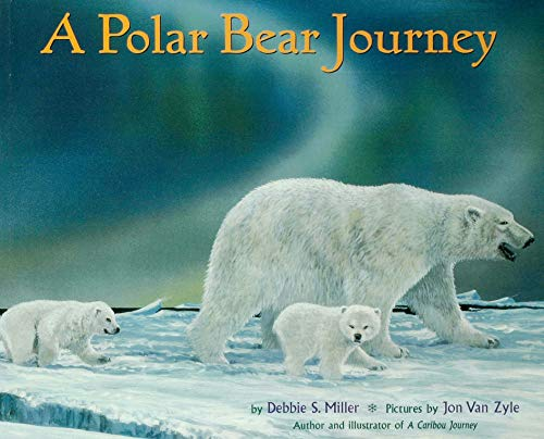 9780802777157: A Polar Bear Journey