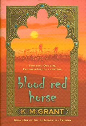 9780802777348: Blood Red Horse (de Granville Trilogy)