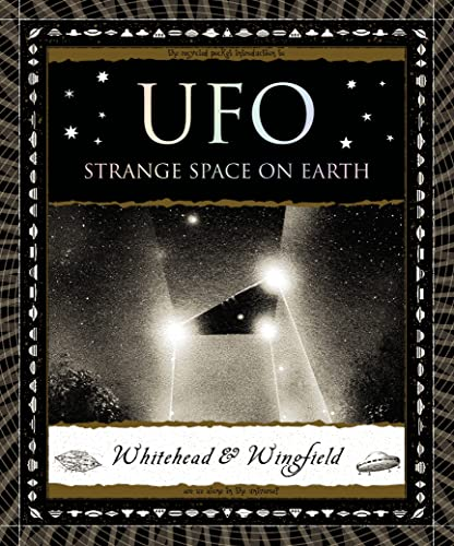 9780802777881: UFO: Strange Space on Earth (Wooden Books)