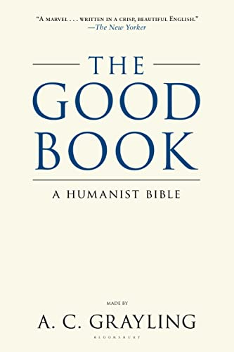 9780802778376: The Good Book: A Humanist Bible