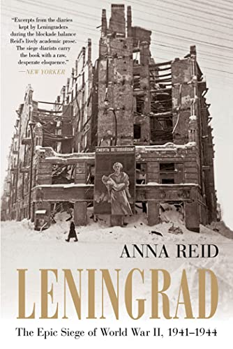 9780802778819: Leningrad: The Epic Siege of World War II, 1941-1944