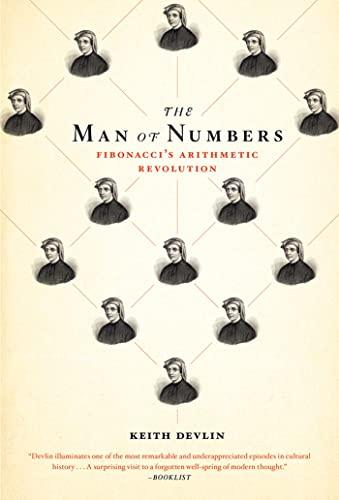 9780802779083: The Man of Numbers: Fibonacci's Arithmetic Revolution