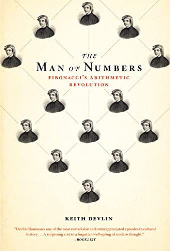 9780802779083: The Man of Numbers: Fibonacci's Arithmetic Revolution
