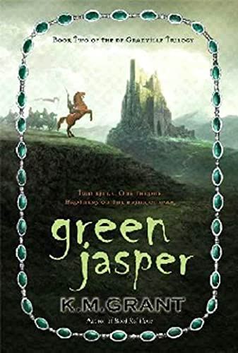 9780802780737: Green Jasper (The deGranville Trilogy)