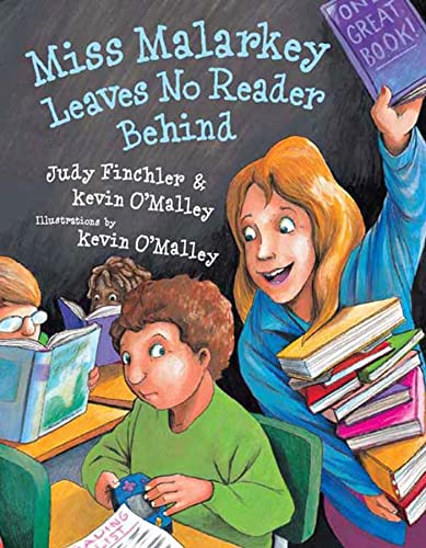 Miss Malarkey Leaves No Reader Behind (Miss Malarkey)