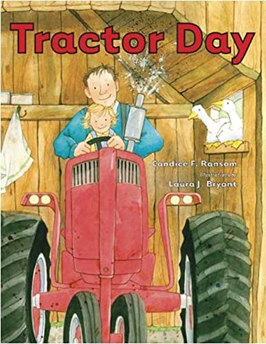 9780802780904: Tractor Day